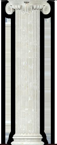 legal pillar left